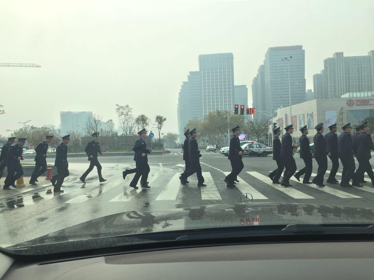南京保安公司案例